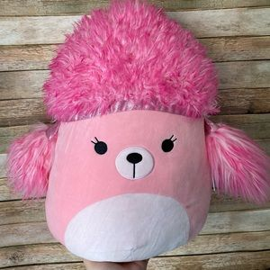 Squishmallow Squishdoo Chloe The Poodle NEW